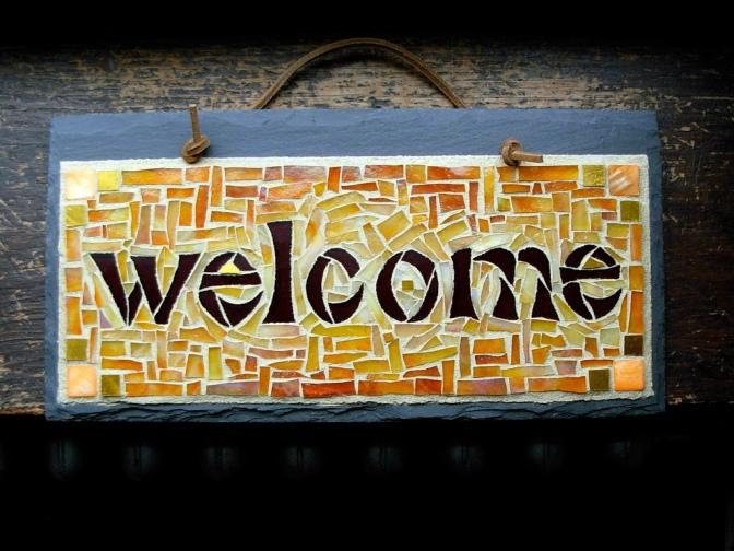 Bun venit, Paul!