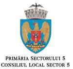 Sigla Primaria sect. 5 + Consiliul local